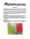 ASD3: 9 Matamoscas Vocab Boards - Capítulo 1-6 (Así se dice 3)