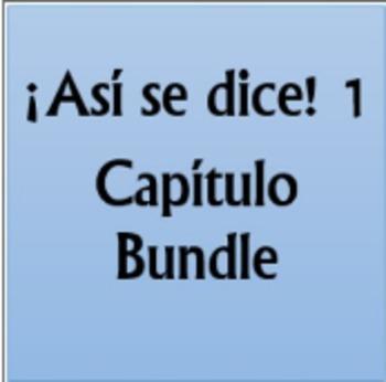 Así se dice 1 Mega Bundle