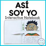 Spanish Interactive Notebook - Las Descripciones