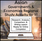 Asia Asian Countries Government & Economy 1:1 for Google C