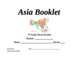 Asia Booklet