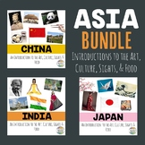 Asia (Bundle): An Introduction to the Art, Culture, Sights, and Food