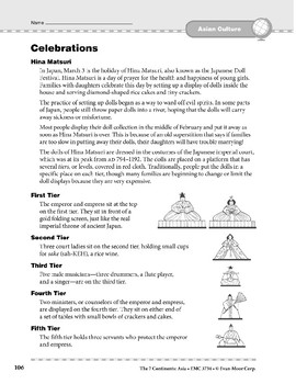 Asia: Culture: Celebrations