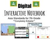 Asia Digital Interactive Notebook