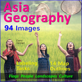 Asia Geography