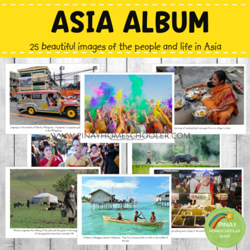 ASIA Montessori Geography Folder