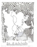 Asia (Main Continent) Blank Map, CW Puzzle & Test