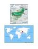 Asia Map Scavenger Hunt Bundle