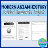 Asia Modern History Guided Research Project