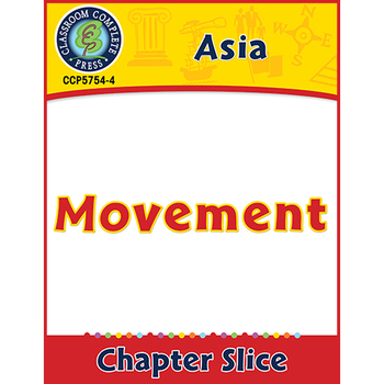 Asia: Movement Gr. 5-8