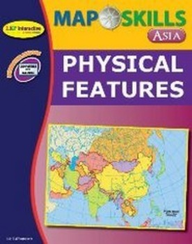 Asia: Physical Features