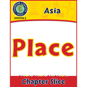 Asia: Place Gr. 5-8