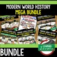 Asia Post WWII BUNDLE (World History Bundle), Digital Distance Learning /Print