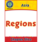 Asia: Regions Gr. 5-8