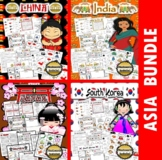 Asia Themed Mega Bundle