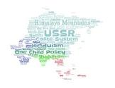 Asia Vocabulary Wordle