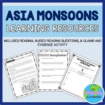 Asia's Monsoons Resource Set