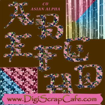 Asian Alpha