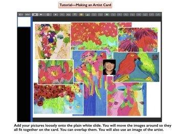 ASIAN American ART Presentation + TEST = 207 Slides VISUAL