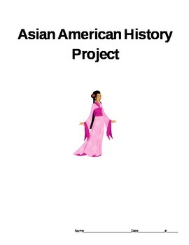Asian American History Biography Project