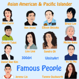 Asian American Pacific Islander Heritage month clipart Fam