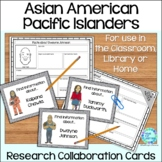 Asian American Pacific Islanders Heritage Month Group Rese
