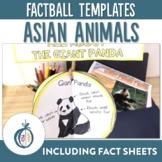 Asian Animal Factballs and Fact Sheets