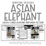 Asian Elephant-A Research Project