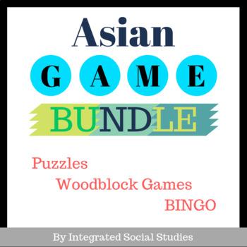 Asian Game Bundle