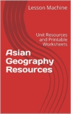 Asian Geography Resources