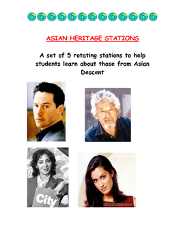 Asian Heritage Stations