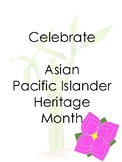 Asian Pacific American Heritage Month Activity Word Search Bundle