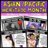 Asian Pacific American Heritage Month Posters   Well-Known