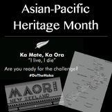 Asian-Pacific Heritage Month - #DoTheHaka - Traditional Ma
