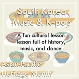 Asian-Pacific Heritage Month : Kpop - I LOVE KPOP!