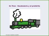 Asis se Dice 2nd year Chapter 3, Lesson 1:  El Tren y el pretérito