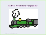 Asis se Dice 2nd year Chapter 3, Lesson 1:  El Tren y el p