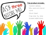 Ask 3 Before Me!