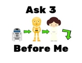 Ask 3 Before Me Star Space Heroes Theme