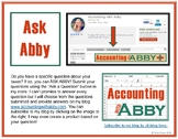 Ask Abby- Answers to Tax Questions for TpT Sellers