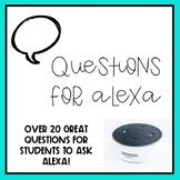 Ask Alexa - Echo Dot Questions