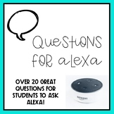 Ask Alexa - Echo Dot Questions