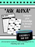 Ask Alexa: Factors and GCF