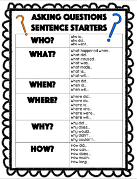 Ask & Answer Questions: Graphic Organizer For Finding Evidence