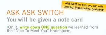 Ask Ask Switch