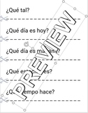 Ask, Ask, Switch - Spanish One - Saludos - Interpersonal S