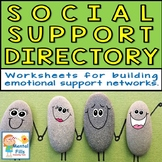 Ask For Help. A Social Support System Directory