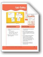 Ask Gabby (File Folder Center)