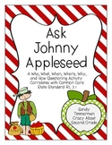 Ask Johnny Appleseed-A 5Ws and How Questioning Activity {CCSS RL.2.1}