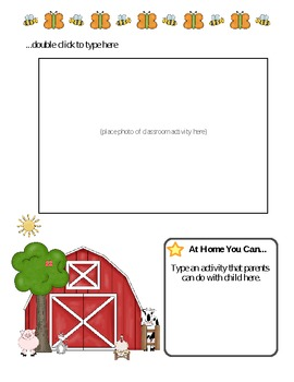 Ask Me About Newsletter Template - June